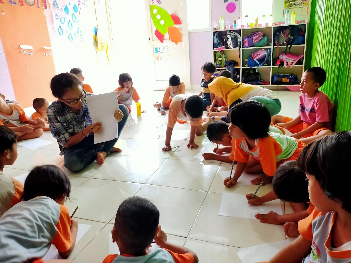 Wajah Inklusi Dan Multikultur Pendidikan Di Little Fingers School Solider News